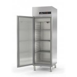 Meuble salade-bar 800 - 3 portes pleines