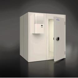 Meuble compact 700 positif - 2 portes pleines