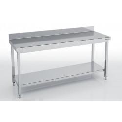 Table adossée série 600 en...